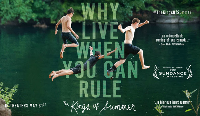 movie review the kings of summer