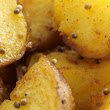 Bombay Rooster potatoes, Indian recipe