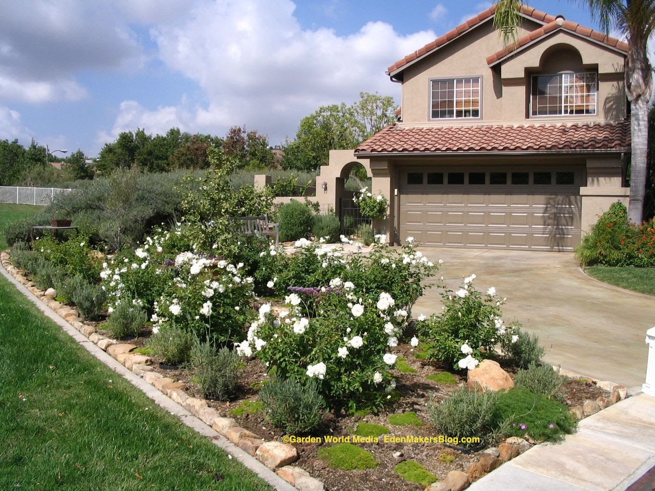 Front Yard Landscaping Ideas No Lawn Front Landscaping Ideas