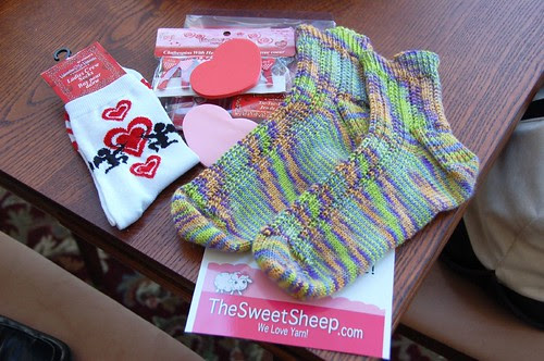 Valentines day swap~