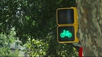 Nova senyalització bicicletes