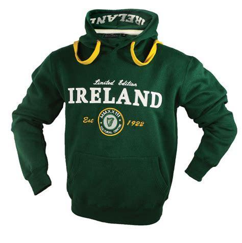 Ireland Adult Hoodie