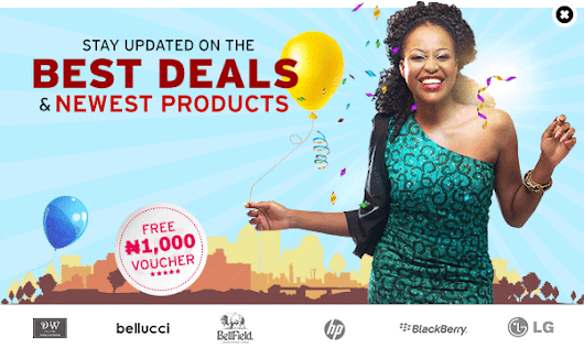 Online Shopping | Electronics, Books, Fashion & More | Jumia Nigeria