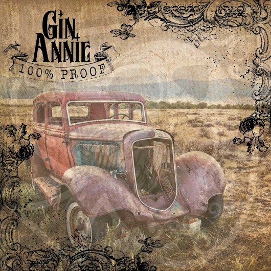 GIN ANNIE Announce '100% Proof' Debut Album Details, Out In January |