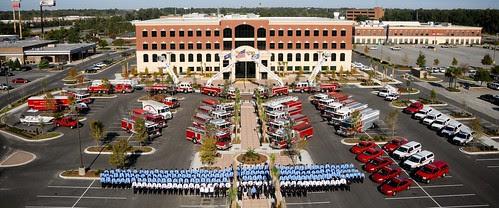North Charleston Fire Department