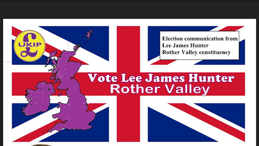 UKIP, Conservative, Tory, Liberal and Green Rother Valley 2017 general election candidates.