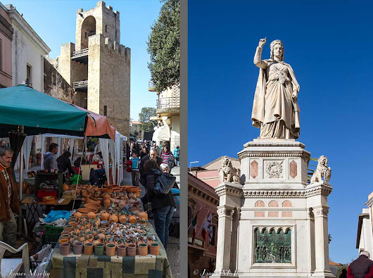 Oristano, Sardinia, A Stroll Through A Lively City | Bindu Trips