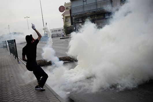 Bahrain: We use tear gas on protesters 'appropriately'