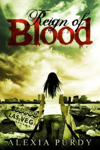 Reign of Blood by Alexia Purdy