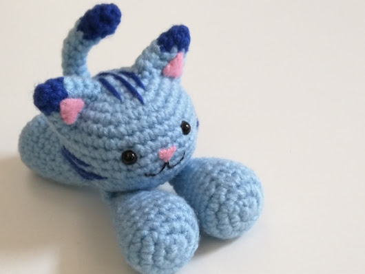 A to Z Challenge: M is for Making Amigurumi Patterns