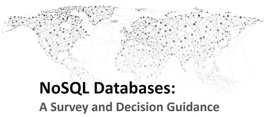 NoSQL Databases: a Survey and Decision Guidance – Baqend Blog