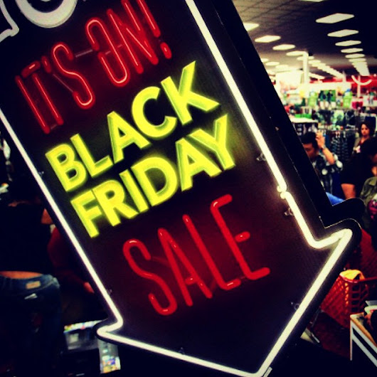 5 facts about Black Friday | OUPblog