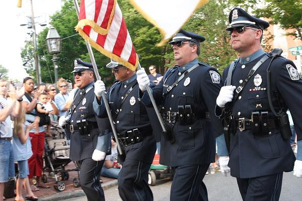 Edgartown Police Department, Edgartown, Massachusetts
