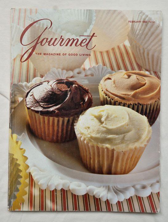 Gourmet Magazine February 1992