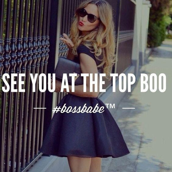 See You At The Top Boo Picture Quotes