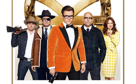 Kingsman: The Golden Circle Review – When Cowboys Meets the Dapper Dons