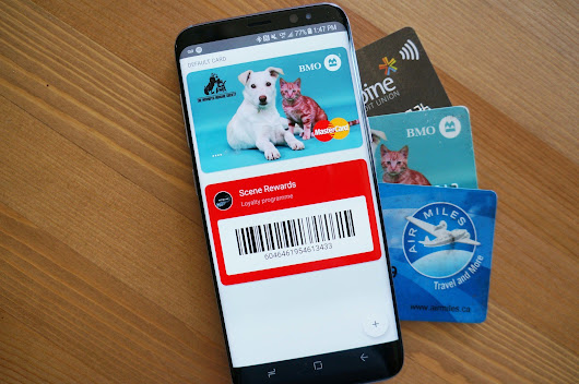 Android Pay now works with AMEX cards in Canada