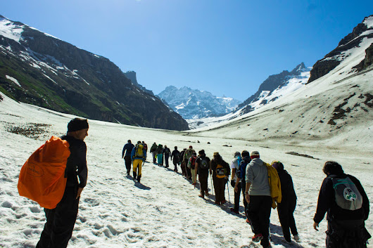 Most Popular Treks In India- Trekking Places In India |