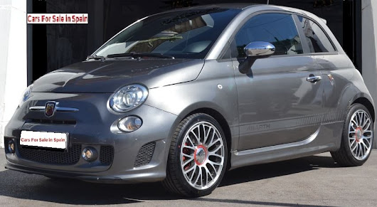 2015 Abarth 595 Turismo 1.4 turbo automatic coupe - Cars for sale in Spain
