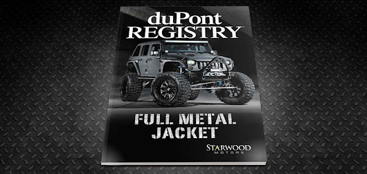 duPont REGISTRY October 2014 Uncovered | Autofluence