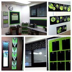 Polka Dot Classroom Alphabet | Classroom Ideas:) | Pinterest