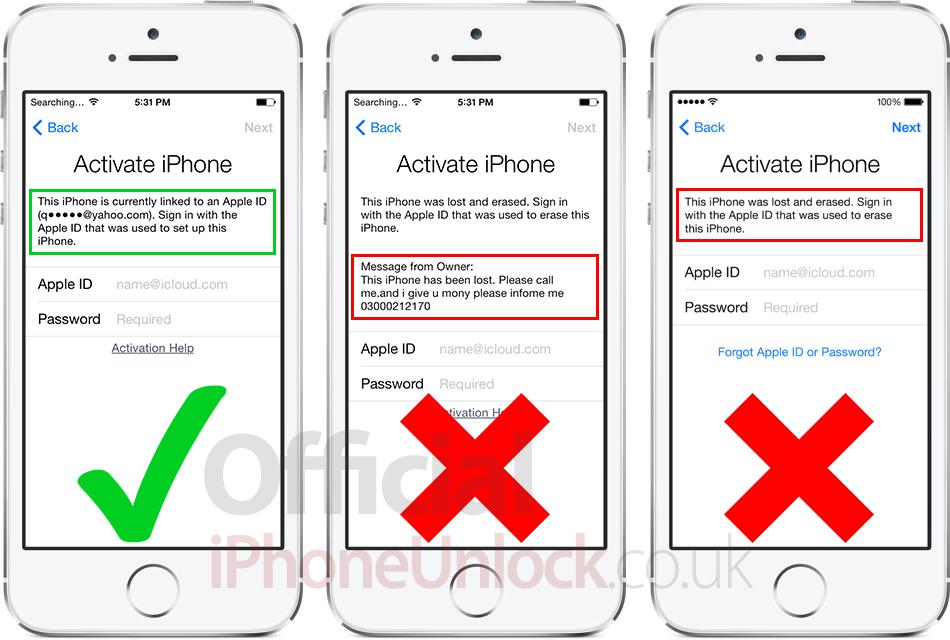 Désactiver La Protection Icloud Apple Gratuitement Deblokgsm