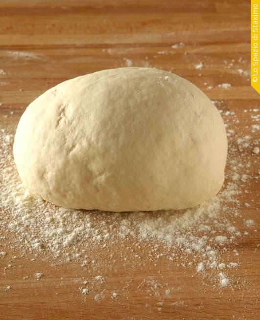 Pane Semplice di Rinfresco: la pasta
