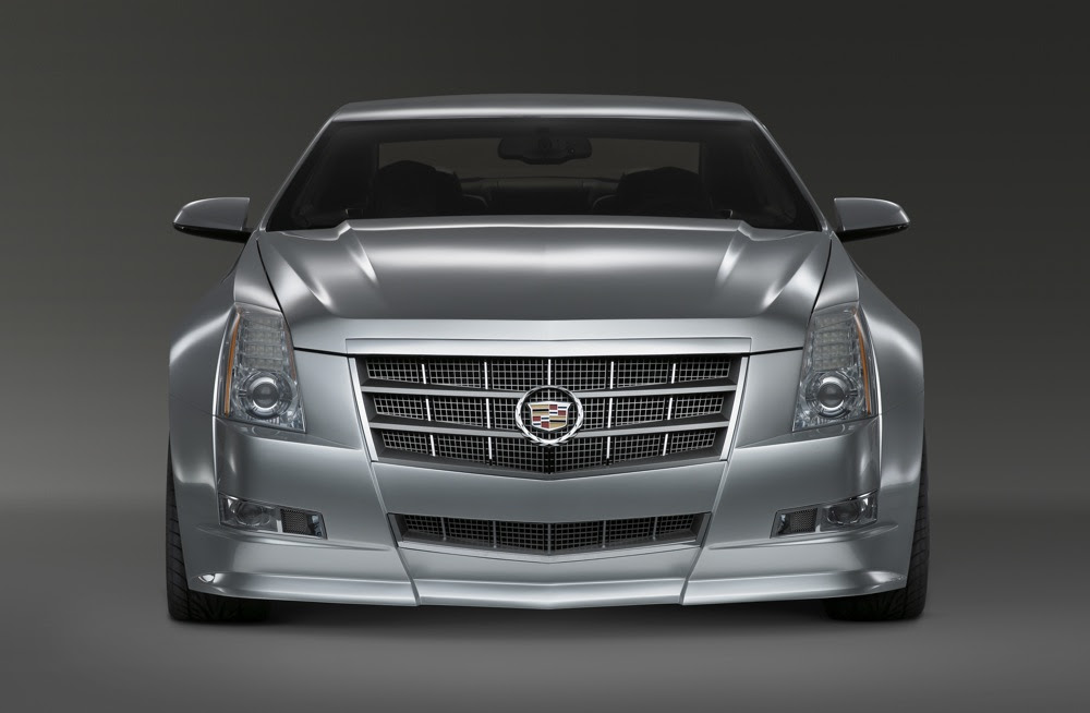 2008 Cadillac CTS Coupe Concept | GM Authority