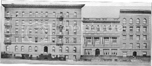 first women's medical school in New York City
