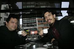 Un café en Calle Corrientes