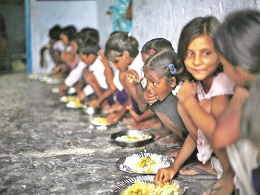 Modi govt's ad spend could feed 46 million children mid-day meal for a year | Business Standard News