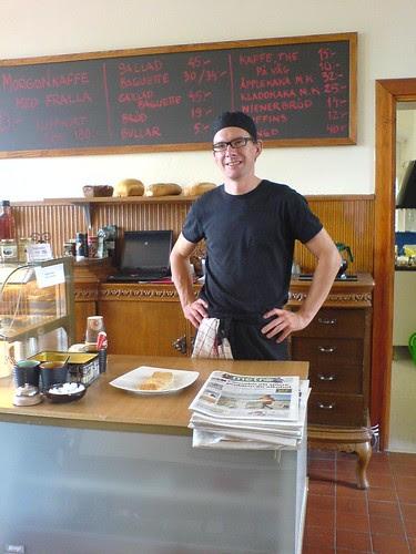 Traktens mat och café i Teckomatorp