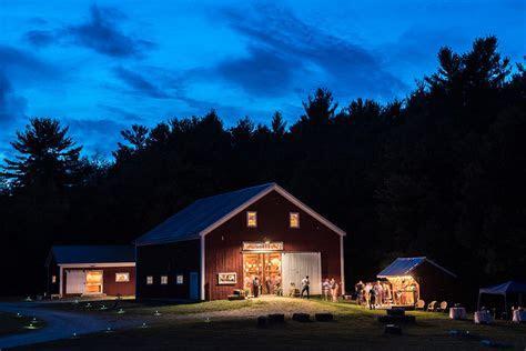 Barn Wedding Kitz Farm Rustic Seacoast New Hampshire