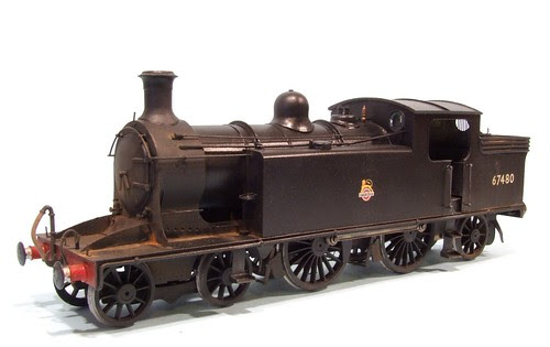 Model C15 locomotive