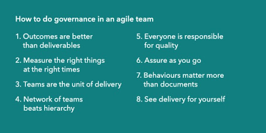 On Agile Governance – Building The Agile Business