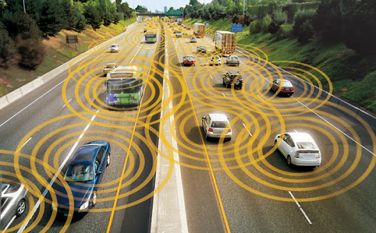 Connected vehicles are the first big IoT opportunity | Electronics Weekly