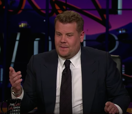 James Corden's Emotional Tribute To George Michael (VIDEO) | 92.5 KISS FM