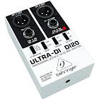 Behringer DI20 - Ultra-DI Active 2-Channel DI-Box/Splitter