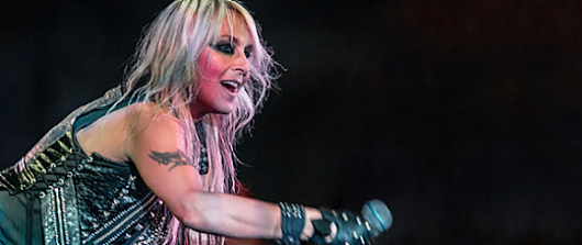 Doro Welcomed Home At Revolution Amityville, NY 3-4-16 w/ Madame Mayhem
