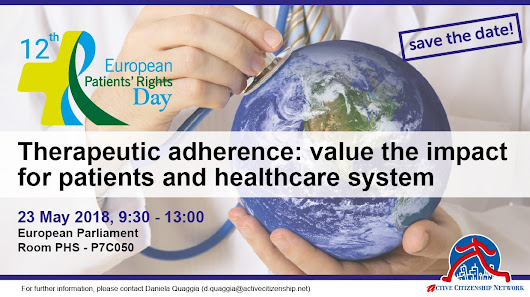 XII EUROPEAN PATIENTS' RIGHTS DAY 2018