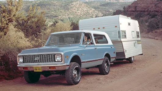 The Chevy Blazer: Back to the Beginning