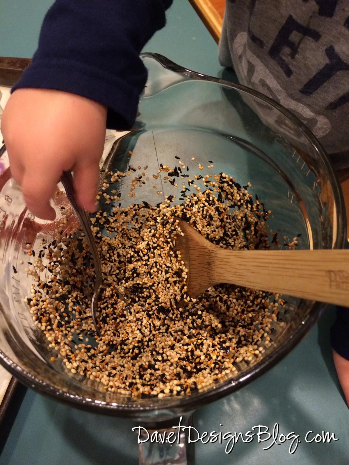 Cookie Cutter Bird Seed Feeder Ornaments