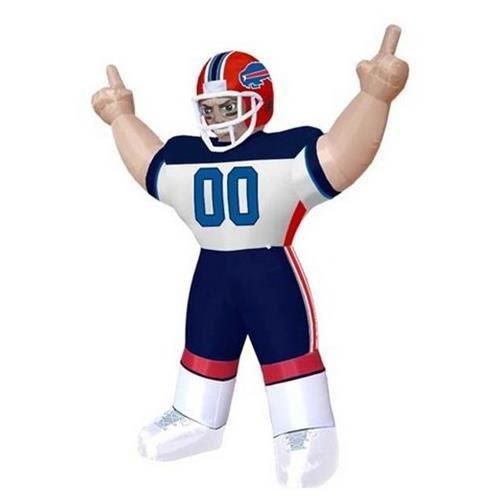 Buffalo Bills NFL Inflatable Mascot Lawn Decoration  eBay
