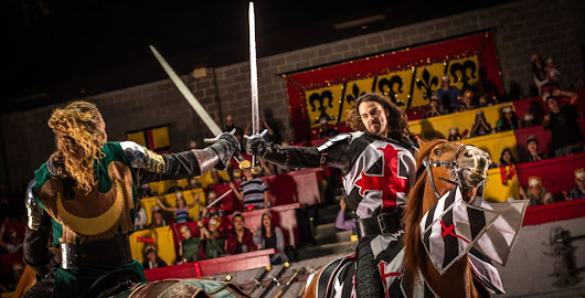 Medieval Leather Armor, A Medieval Meal, And A Medieval Reenactment You Won't Forget | Armor Venue Official Blog | Armor and Weapons