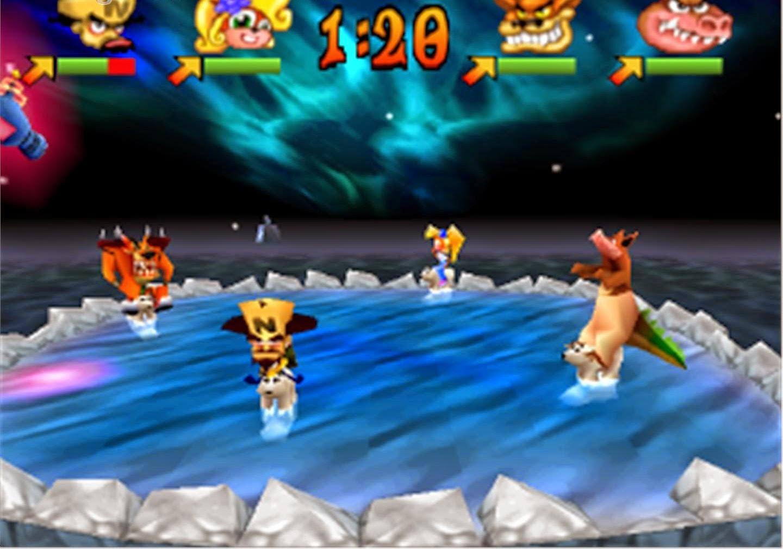 Games Crash Bash Game Games download | playstation games