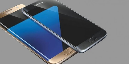 Samsung Galaxy S7 ed S7 Edge scontati su Amazon! - Saldi su Internet