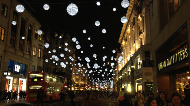 Oxford Street 2013