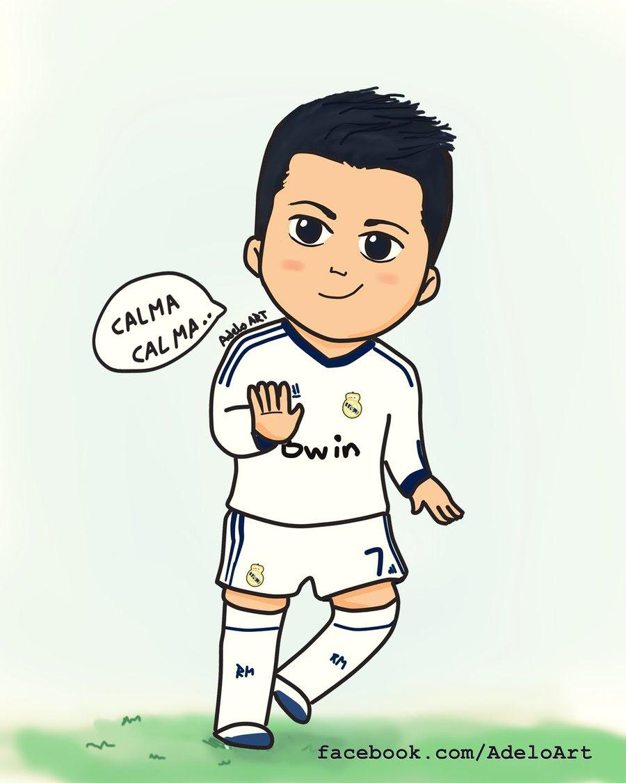 Cristiano Ronaldo Animated Images
