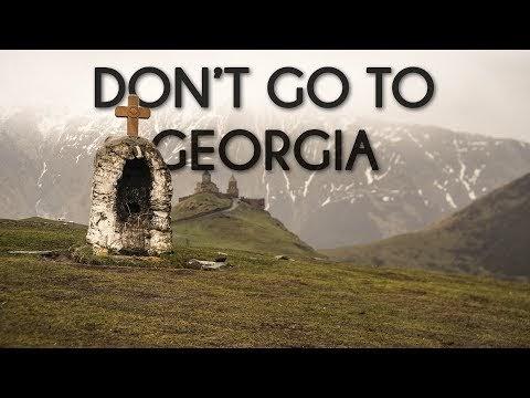 Don't go to Georgia
