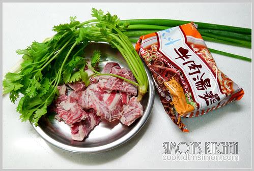 雪花牛肉炒泡麵01